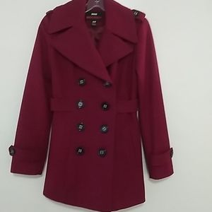 MISS SIXTY M60 MOST COVETED PEA COAT XS
